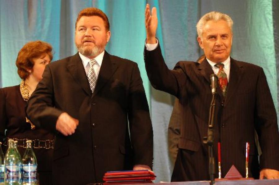 Инаугурация: Михаил Евдокимов и Александр Назарчук.