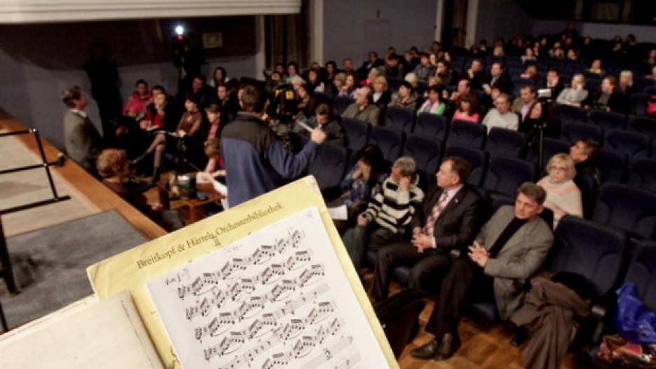 Музыкантам Государственной филармонии озвучили имя нового директора.