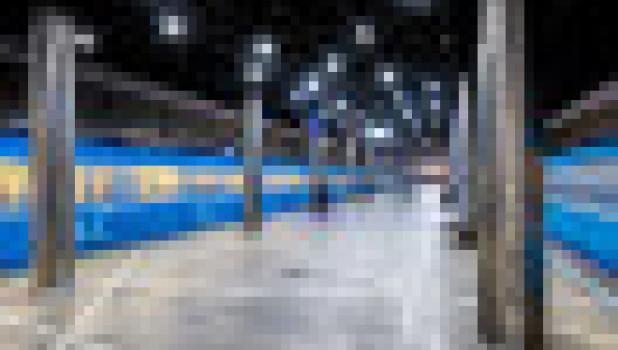 Новосибирское метро.