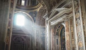 Католическая церковь. Свет