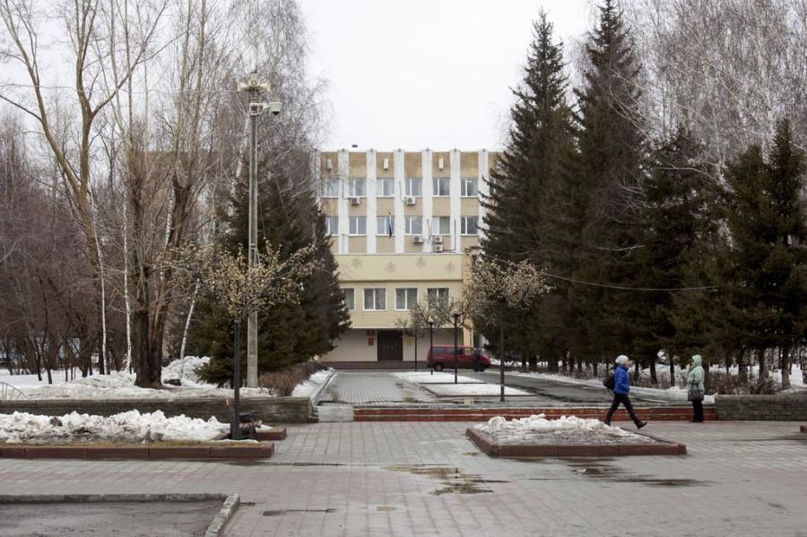 Администрация Ленинского района.