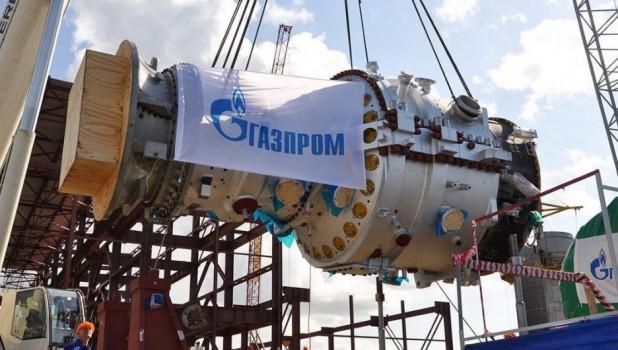 """""""Газпром"""" - один из мировых газовых лидеров."""