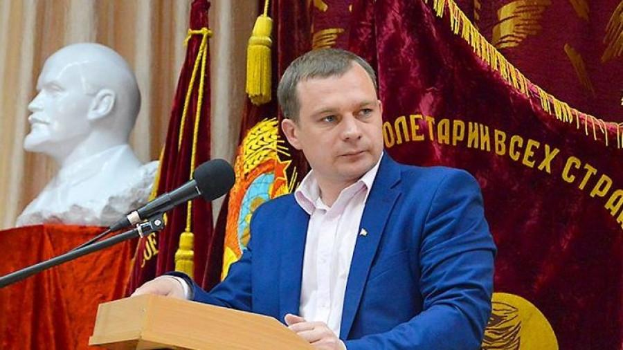 Иван Карпов, депутат БГД. Фото из архива редакции.