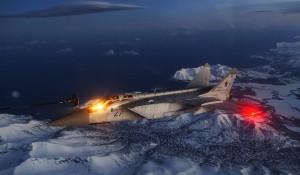 Морская авиация. МиГ-31.