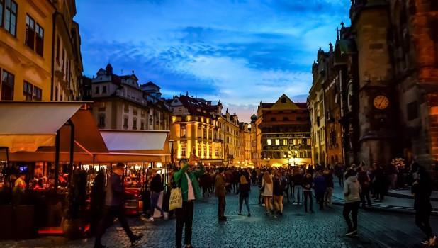 Пражская весна: Чехия готова выслать 60 российских дипломатов