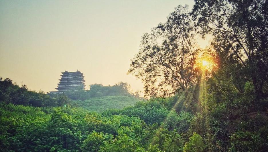 Хайнань. Китай.