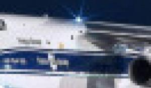 """Самолет-гигант """"Руслан""""."""