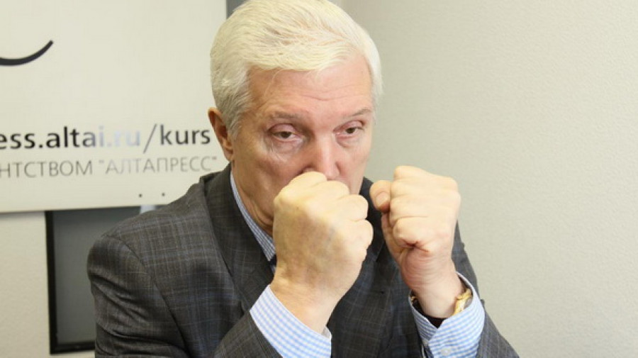 """Александр Суриков: """"Понимание начинает возникать""""."""
