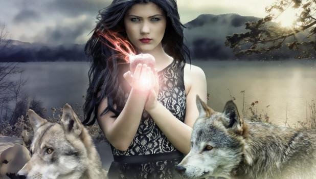 Ведьма. Волки. Магия