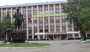 АлтГТУ им. И.И. Ползунова.