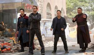 """""""Мстители: Война бесконечности""""."""