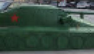 Новосибирцы сделали из Lada Granta танк.