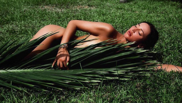 Ольга Бузова на Сейшельских островах. Май 2018 года.