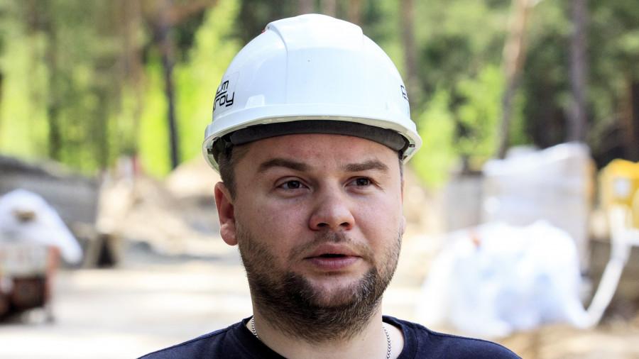 Иван Лужаев. Фото Анны Зайковой.