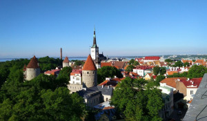Эстония, Таллин.