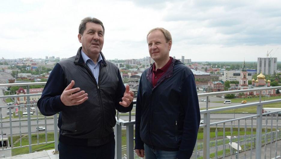 Уйдет ли Дугин с поста мэра Барнаула и кто займет кресло вице-премьера
