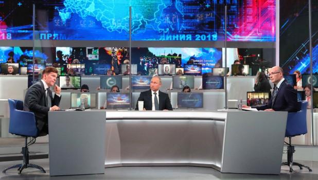 """Поклонская рассказала, какие темы прозвучат на """"прямой линии с Владимиром Путиным"""""""