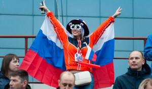 Барнаульцы на фан-зонах ЧМ-2018 по футболу