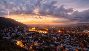 Тбилиси, Грузия.