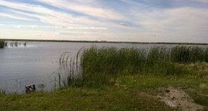 Озеро Большое Кабанье.