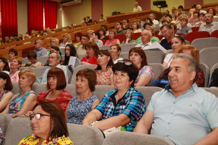 Научно-практическая конференция в АлтГТУ.