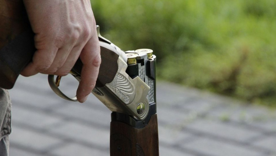 Винтовка. Ружье. Стрельба.