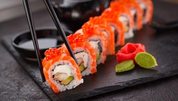 Суши.