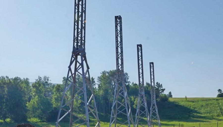 Алтайские энергетики ведут строительство подстанции и ЛЭП для энергоснабжения игорной зоны