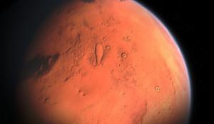 Марс. Планета. Поверхность