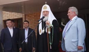 Патриарх Кирилл уволил Евгения Пархаева со всех должностей в РПЦ.