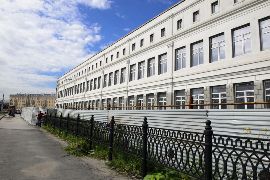 Краевой художественный музей.