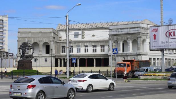 Краевой художественный музей. Июль 2018 года.
