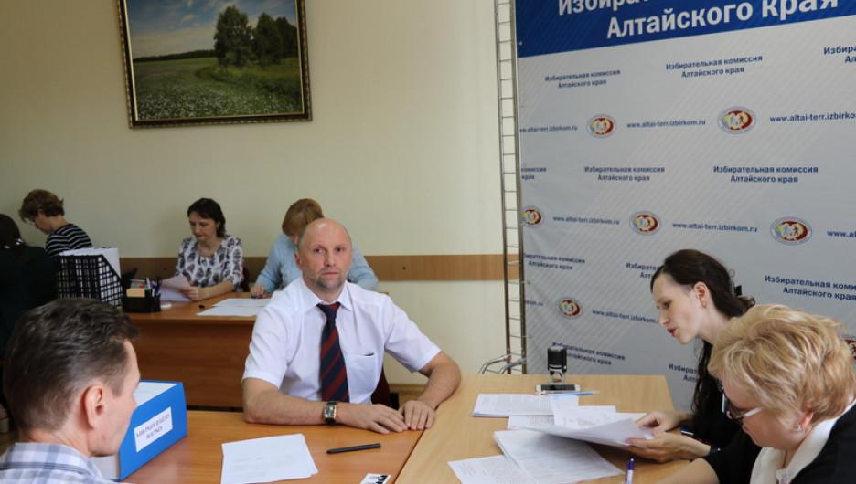 Экс-кандидат в губернаторы Алтайского края заявил о желании стать мэром Барнаула