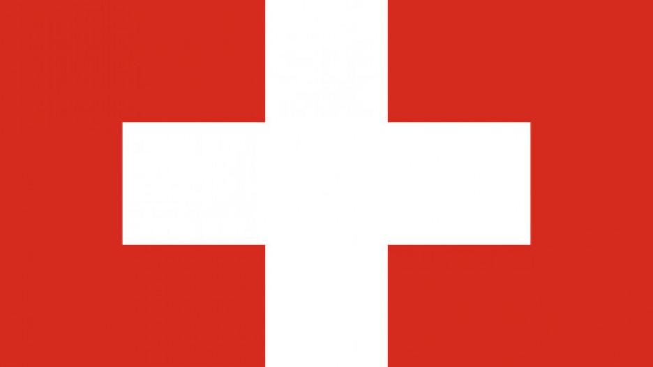 Флаг Швейцарии.