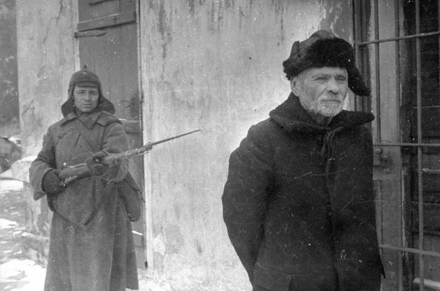 Репрессии в СССР.