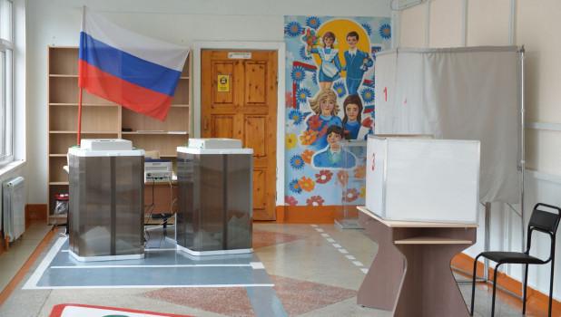 Выборы губернатора Алтайского края 2018.