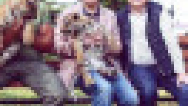 Виктор Томенко в Барнаульском зоопарке посмотрел тигрят.