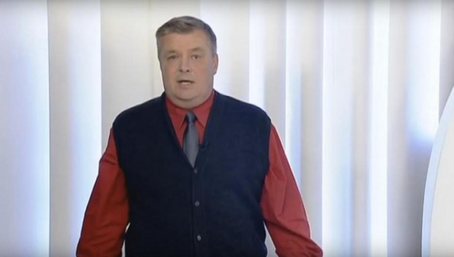 """Артем Кудинов в передаче """"Постфактум""""."""