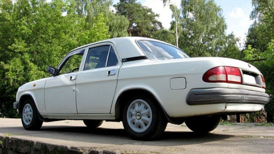 Волга. ГАЗ-3110