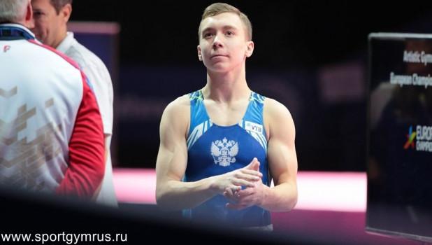 Спортсмен Сергей Найдин