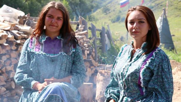 Будни археологов в Алтайском крае.