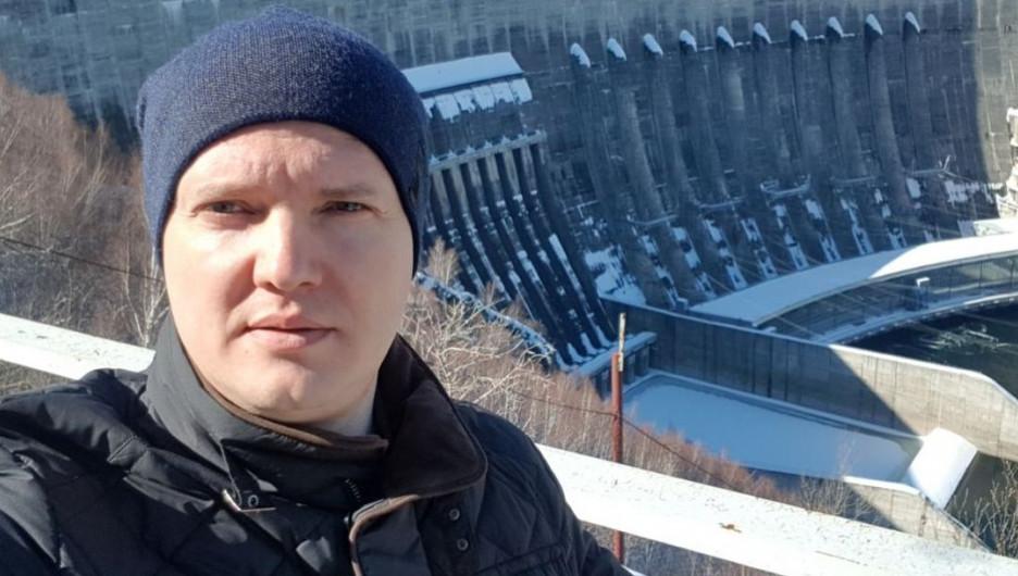 Даниил Бессарабов, депутат Госдумы.