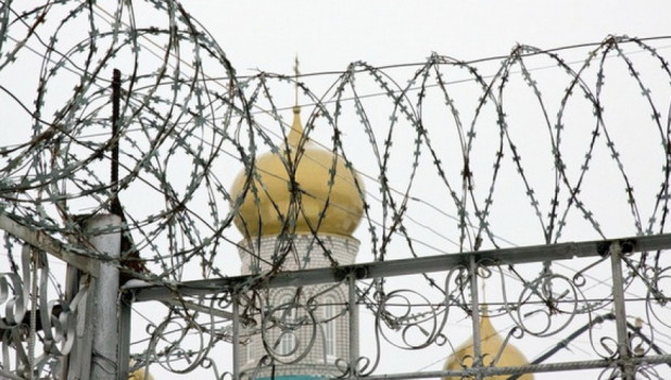 Церковь в тюрьме.