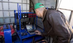 """Племзавод """"Родинский"""" активно использует цифровые технологии в сельском хозяйстве"""