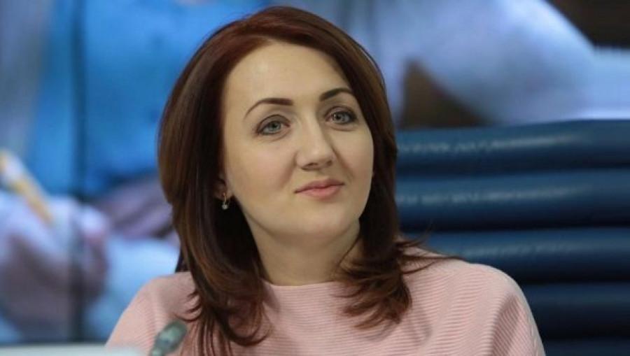 Наталья Кувшинова (фракция «Единой России»).