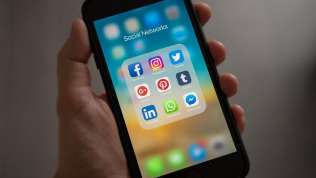 Социальные сети.