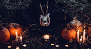 Хэллоуин.