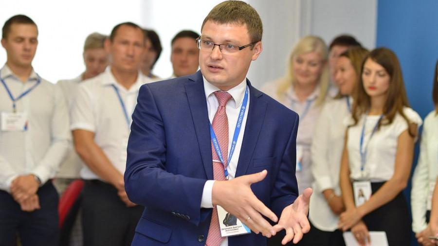 Дмитрий Дворядкин, президент Союза риэлторов Барнаула и Алтая.