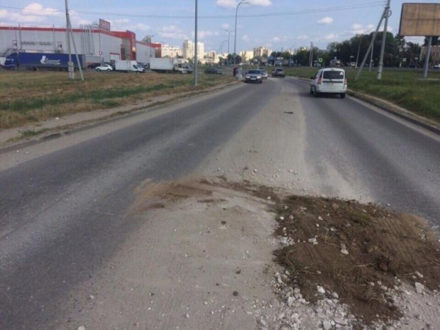 Убитые российские дороги