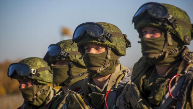 Спецназ Минобороны РФ. Учение бригады специального назначения Западного военного округа.